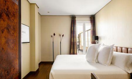 Junior Suite Duplex - Hotel Villa Real - Madrid