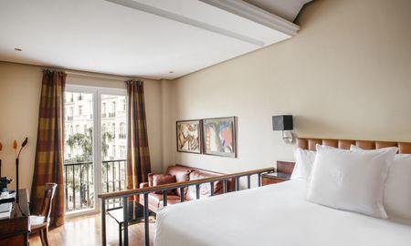 Camera Superiore - Hotel Villa Real - Madrid