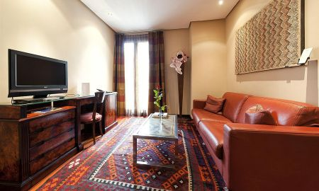 Suite Junior - Hotel Villa Real - Madrid
