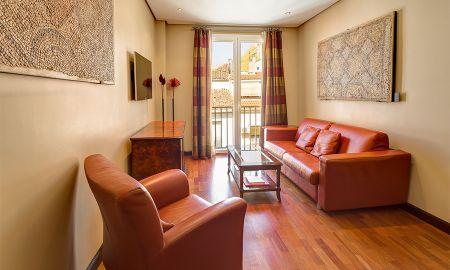 Quarto Familiar - Hotel Villa Real - Madrid