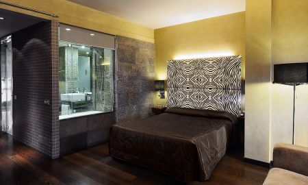 Deluxe Room - Hotel Gran Derby - Barcelona