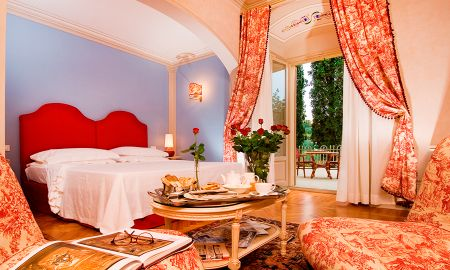 Suite Junior - Villa La Borghetta - Toscane