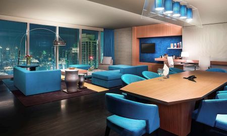 Club Suite Presidenziale - Vista Burj Khalifa - Sofitel Dubai Downtown - Dubai