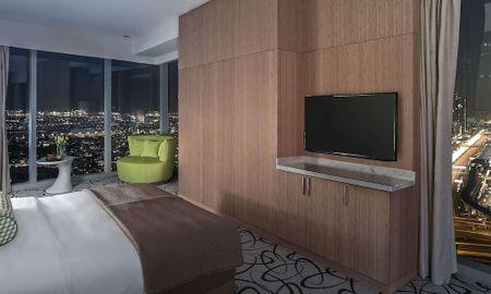 Opera Suite Presidenziale - Vista Burj Khalifa - Sofitel Dubai Downtown - Dubai