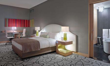 Due Camere Downtown Suite - Trasferimento Aeroportuale Incluso - Sofitel Dubai Downtown - Dubai