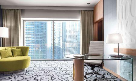 Junior Suite - Vista Burj Khalifa - Sofitel Dubai Downtown - Dubai