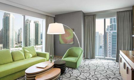 Suite Prestige Club - Sofitel Dubai Downtown - Dubai
