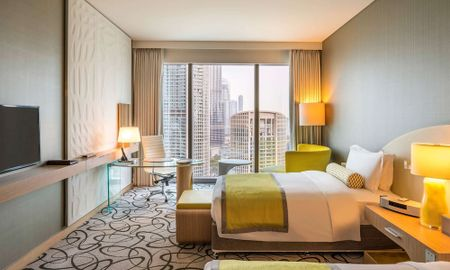 Camera Luxury Twin - Sofitel Dubai Downtown - Dubai