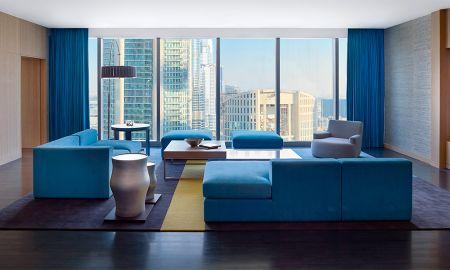 Presidential Suite - Sofitel Dubai Downtown - Dubai