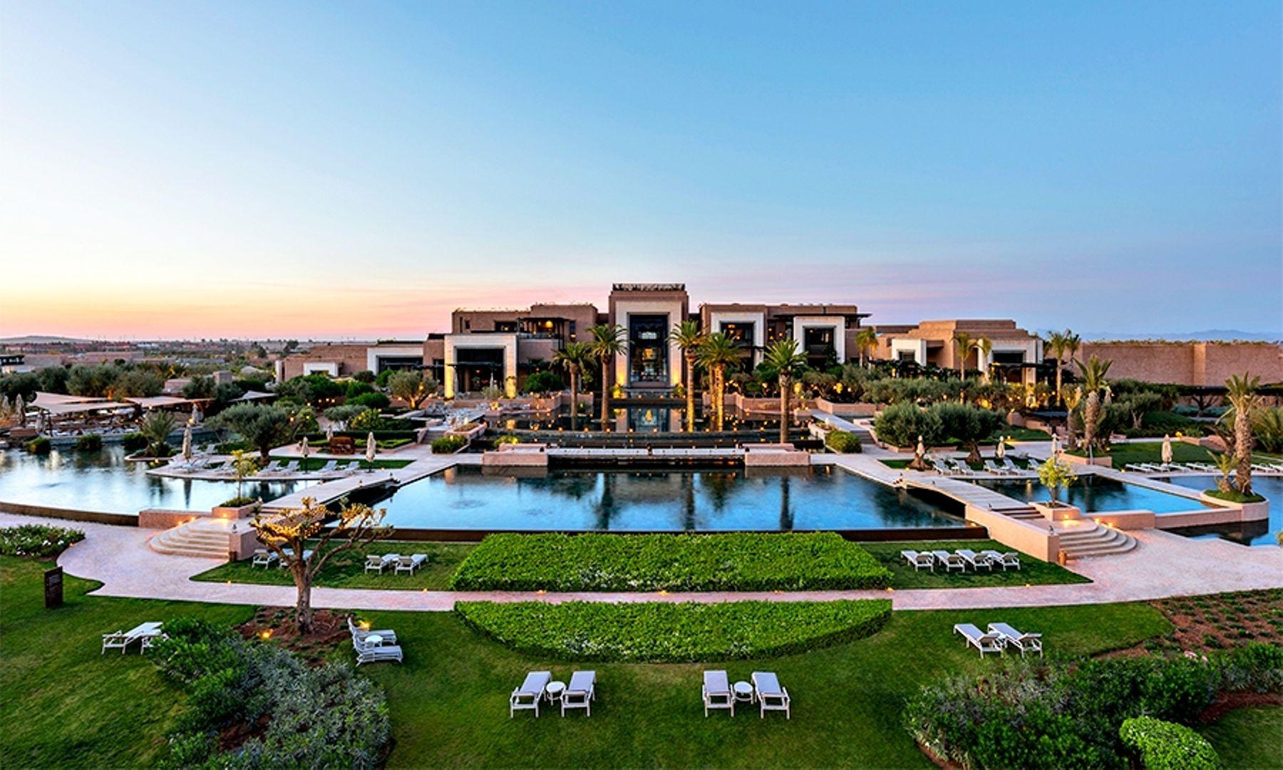 Fairmont Royal Palm - Marrakech