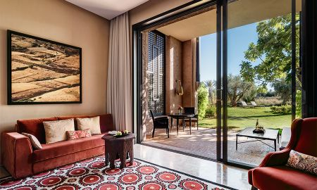 Junior Suite Garden View - Fairmont Royal Palm - Marrakesch