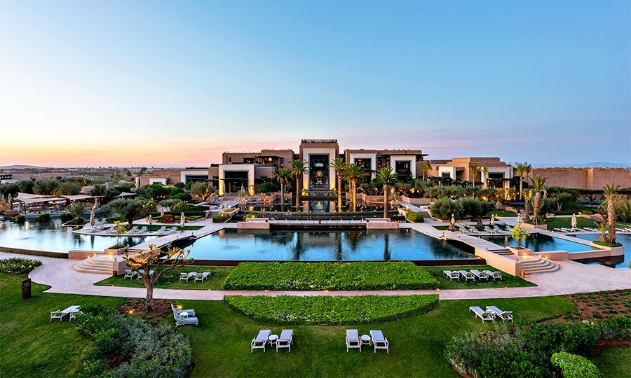 Fairmont Royal Palm - Marrakech