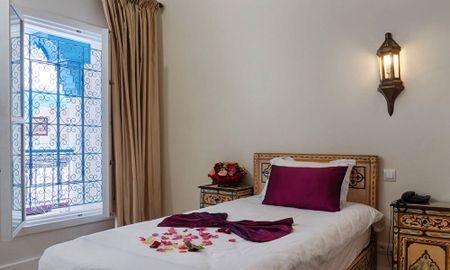 Chambre Standard Patio - Palais Du Calife Riad & Spa - Tanger