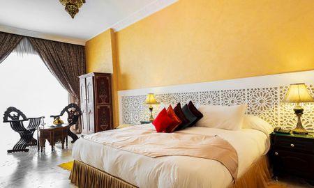 Deluxe Room - Sea View - Palais Du Calife Riad & Spa - Tangier