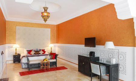 Junior Suite - Patio View - Palais Du Calife Riad & Spa - Tangier