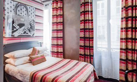 Chambre Club - ZE Hotel - Paris