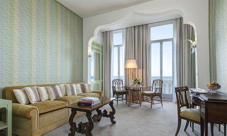 Suite - Vista Mare - Hotel Excelsior Venezia - Venezia