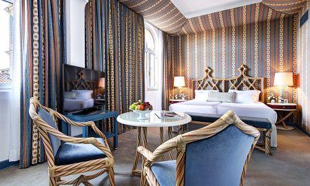 Classic Double Room - Hotel Excelsior Venezia - Venice