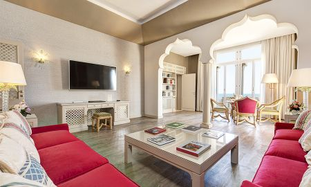 Suite Presidenziale - Vista Mare - Hotel Excelsior Venezia - Venezia