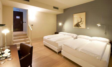 Quarto Familiar - I Portici Hotel - Bolonha