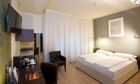 Quarto Superior - I Portici Hotel - Bolonha