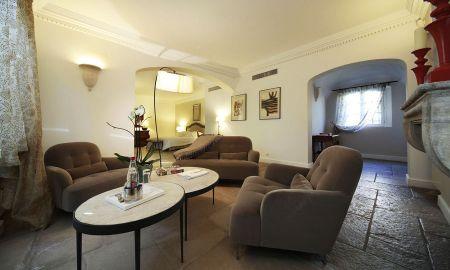 Suite Prestige - Hotel Alain Llorca - Nice