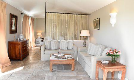 Suite Junior - Hotel Alain Llorca - Nice