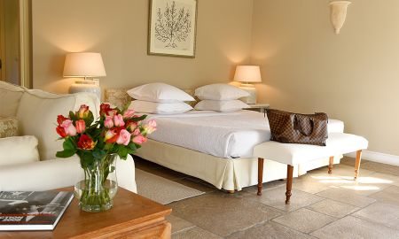 Chambre Deluxe - Hotel Alain Llorca - Nice
