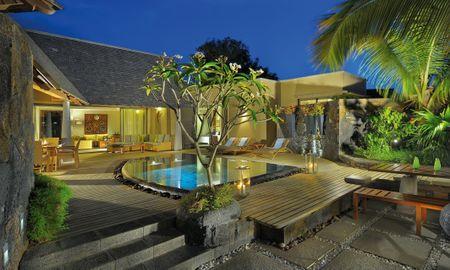 Three Bedroom Villa - Trou Aux Biches Beachcomber - Mauritius Island