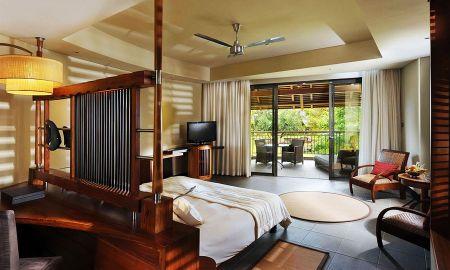 Tropical Junior Single Suite - Trou Aux Biches Beachcomber - Mauritius Island