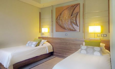 Two Bedroom Family Suite - Trou Aux Biches Beachcomber - Mauritius Island