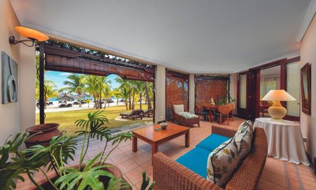 Single Senior Suite - Dinarobin Beachcomber - Mauritius Island