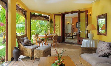 Suite Club Senior Individual - Dinarobin Beachcomber - Isla De Mauricio