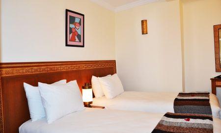 Habitación Twin - Hotel Riad Ben Atar - Essaouira