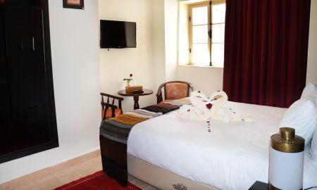 Charmantes Zimmer - Hotel Riad Ben Atar - Essaouira