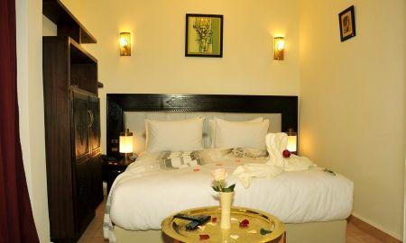 Habitación Estándar - Hotel Riad Ben Atar - Essaouira