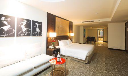 Junior Suite Queen - Havana Nha Trang Hotel - Nha Trang
