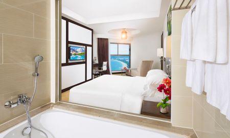 Quarto Deluxe - Vista Oceano - Havana Nha Trang Hotel - Nha Trang