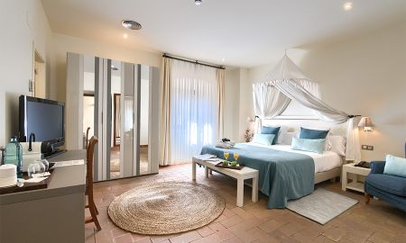 Suite Junior - Hotel Convent De Begur - Costa Brava
