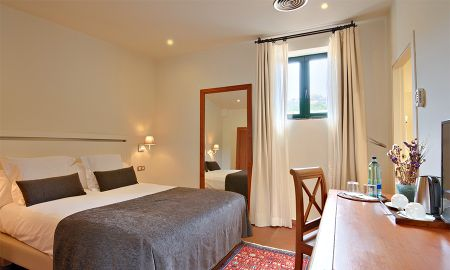 Small Double Room - Hotel Convent De Begur - Costa Brava