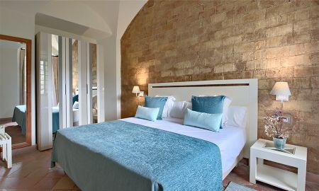 Chambre Triple Deluxe - Hotel Convent De Begur - Costa Brava