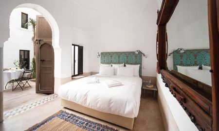 Leale Room - Riad Jaaneman - Marrakech