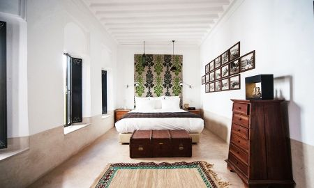 Patenope Room - Riad Jaaneman - Marrakech