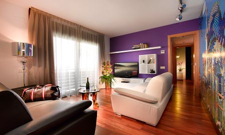 2 Bedroom Apartment - Castro Exclusive Residences Sant Pau - Barcelona