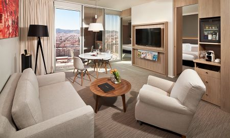 The Level Junior Suite - The Level At Melia Barcelona Sky - Barcelona