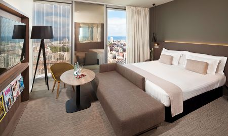 The Level Grand Premium Room - Sea View - The Level At Melia Barcelona Sky - Barcelona