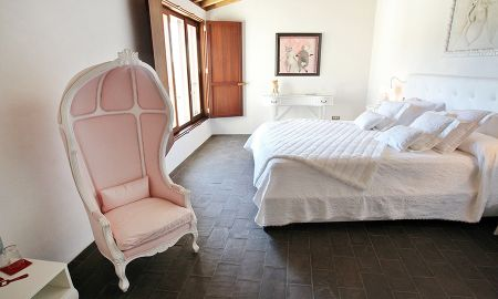 Junior Suite - LA SWEET - La Demba Art-Hotel - Huesca
