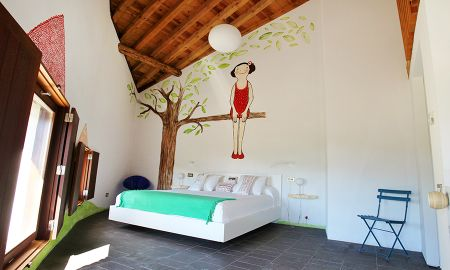 Suite Familiare - ALEGRIA - La Demba Art-Hotel - Huesca