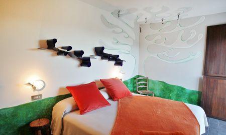 Camera Doppia - ULULA - La Demba Art-Hotel - Huesca