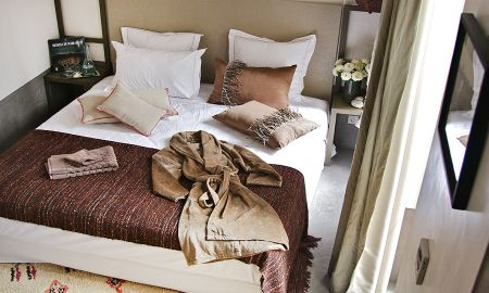Tazzarart Double Room - Riad Dar 73 - Marrakech